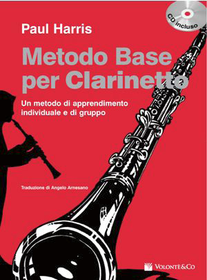 Metodo Base per Clarinetto - Con CD