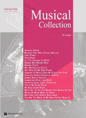 MUSICAL COLLECTION - PVG
