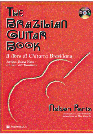 THE BRAZILIAN GUITAR BOOK - Con CD
