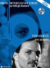 Inside Improvisation Series - Pentatonics Vol. 2 - Con CD