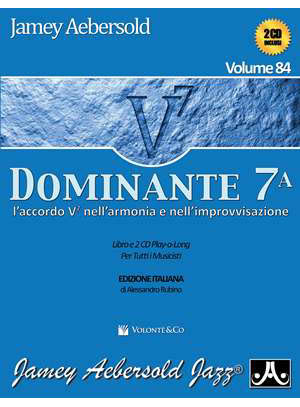 AEBERSOLD VOL. 84 - DOMINANTE V7