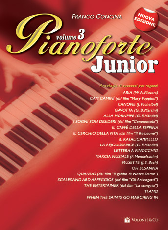 PIANOFORTE JUNIOR VOL. 3
