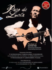 PACO DE LUCIA BEST OF GUITAR TAB
