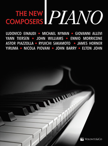 PIANO THE NEW COMPOSERS
