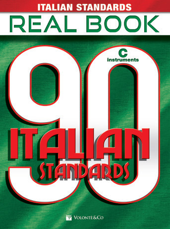 Italian Standards Real book