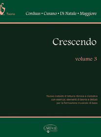 CRESCENDO VOL 3 - Cusano-corduas