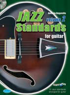 ANTONIO ONGARELLO - JAZZ STANDARDS FOR GUITAR VOL. 2