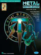 TROY STETINA - METAL RHYTHM GUITAR VOL. 2