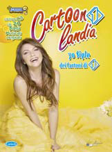 CARTOONLANDIA + CD