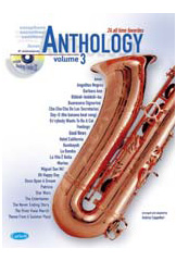AA.VV. – ANTHOLOGY TENOR SAX VOL. 3 + CD