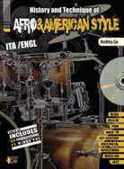 AFRO E AMERICAN STYLE + CD - Andrea Ge