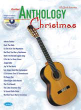 Andrea Cappellari - Anthology Christmas - guitar + CD