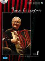 FRANK MAROCCO - JAZZ ACCORDEON VOL 1 + CD