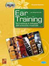RICCARDO SOLOMITA - EAR TRAINING + 2 CD