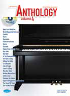ANTHOLOGY (PIANO), VOLUME 4 + CD