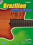 BRAZILIAN GUITAR SOLOS + CD