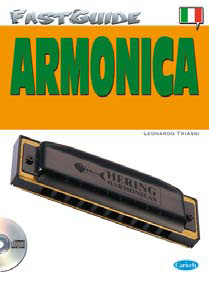 FAST GUIDE - ARMONICA + CD