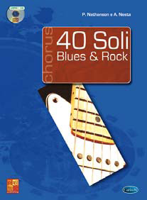 40 SOLI BLUES E ROCK + CD