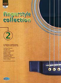 FINGERSTYLE COLLECTION VOL 2 + CD