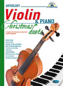 ANTHOLOGY DUETS XMAS VIOLINO - Cappellari