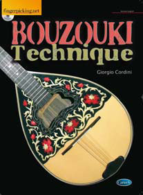 BOUZOUKI TECHNIQUE + CD