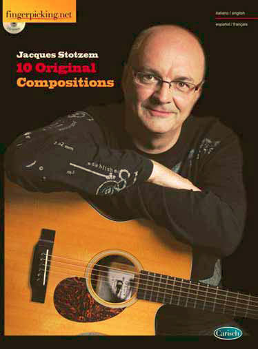 10 ORIGINAL COMPOSITIONS + CD - Jacques Stotzem
