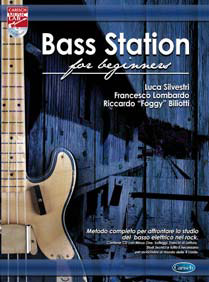 BASS STATION FOR BEGINNERS + CD