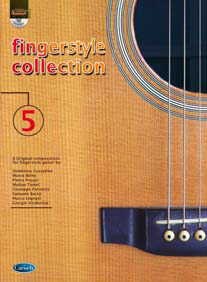 FINGERSTYLE COLLECTION VOL 5 + CD
