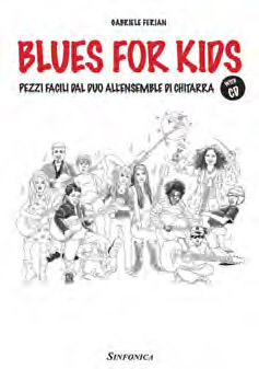 BLUES FOR KIDS di Gabriele Ferian