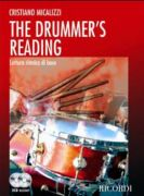CRISTIANO MICALIZZI THE DRUMMER'S READING