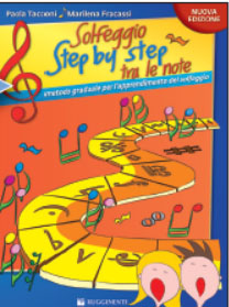SOLFEGGIO STEP BY STEP TRA LE NOTE