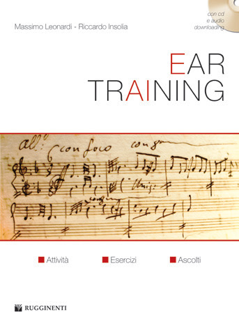 Ear training (Con CD)