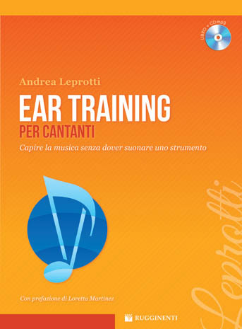 ear training per cantanti