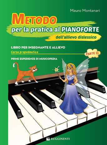 Metodo per la pratica al pianoforte dell'allievo dislessico Part