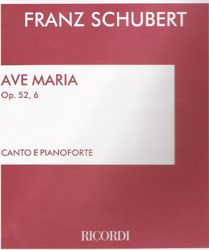 Ave Maria - Schubert